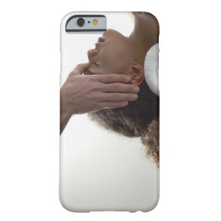 Young women enjoying a massage barely there iPhone 6 case