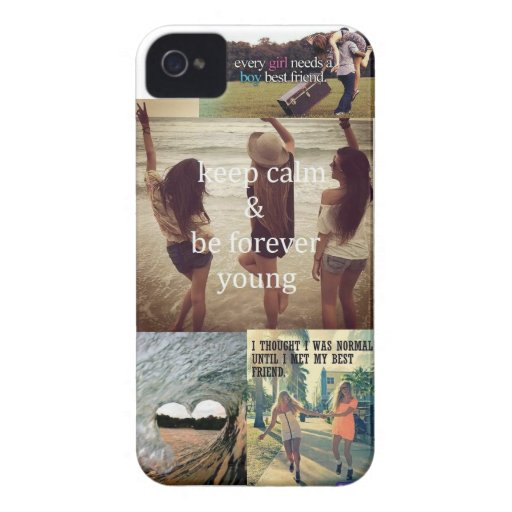 Young, Youthful friendships!!!!!! iPhone 4 Case-Mate Cases