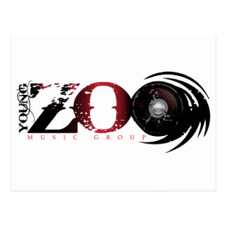 Young Zoo Music Group Post Cards