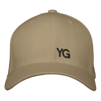 Youngguns Bmx Embroidered Baseball Cap