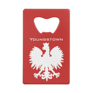 Youngstown Polish Eagle Bottle Opener