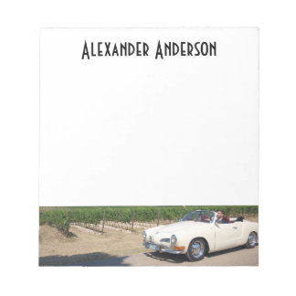 Your Auto and Custom Name Notepad