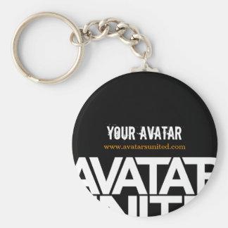 Your Avatar keychain - Customized