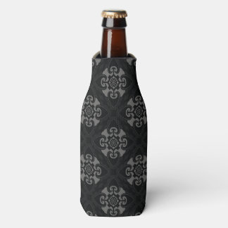 Your Black Heart Tribal Bottle Cooler