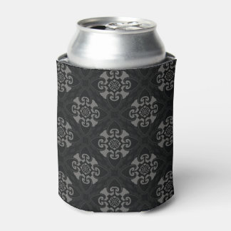 Your Black Heart Tribal Can Cooler