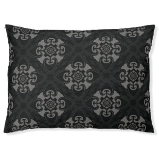 Your Black Heart Tribal Pet Bed