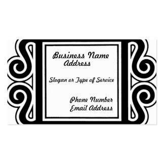 """""""Your Business Card"""""""