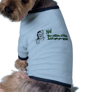 Your caffeine addiction... ringer dog shirt