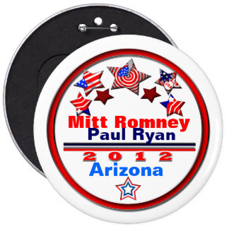 Your Candidate Arizona Buttons