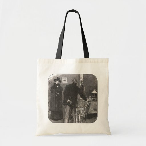 Your Chambers Are Invaded Tote Bags