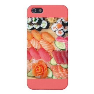Your Choice Sushi Plate Gifts Mugs Etc iPhone 5 Case