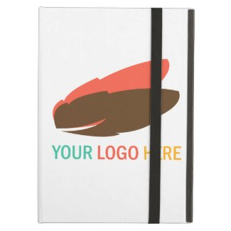 Company Logo iPad Case