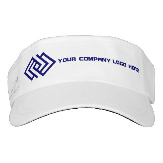 Your Company Logo Visor