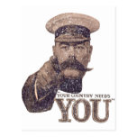 Your Country Needs YOU 2 Post Card