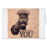 Your Country Needs YOU 3 Greeting Cards
