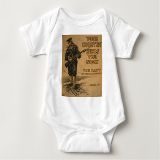 Your Country Needs You Now T Shirt