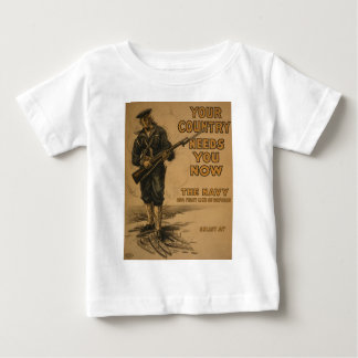 Your Country Needs You Now Tees
