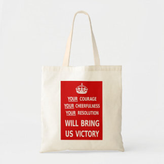Your Courage Will Bring Us Victory. Best Price Bag