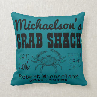 Your Crab Shack Cushion
