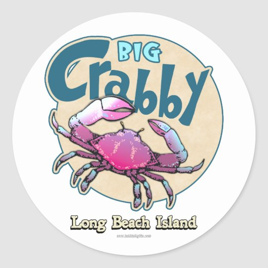 Your Crabby Label