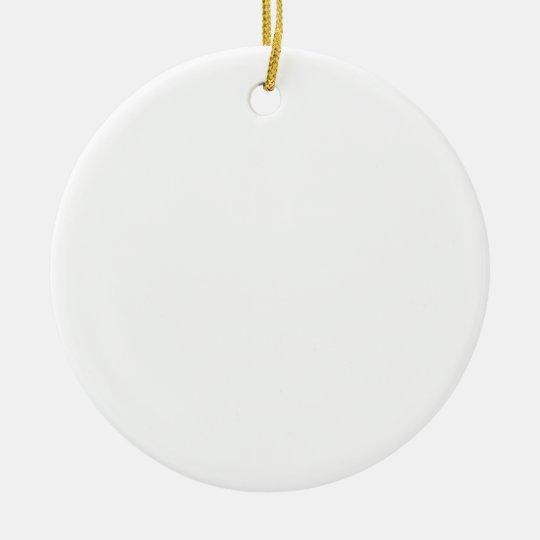 Your Creation Christmas Ornament
