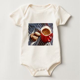 Your Cup of Coffee Baby Bodysuit