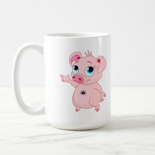 Your Custom 15 oz Classic White Mug