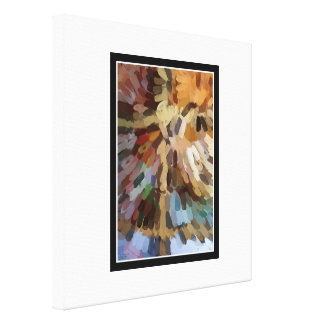 """Your Custom 24"""" x 24"""" Wrapped Canvas Stretched Canvas Prints"""
