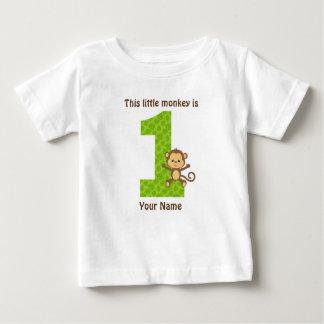 Your Custom Baby Fine Jersey T-Shirt