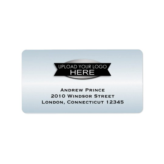 Your Custom Business Logo Label