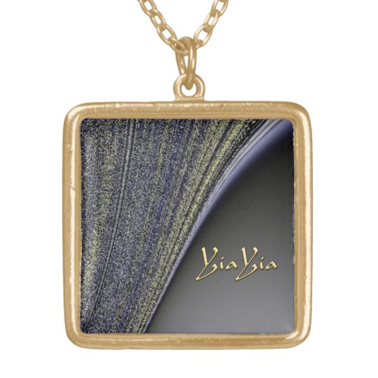Your Custom Gold Finish Gold Plated Necklace