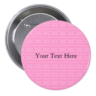 Your Custom Large, 3 Inch Round Button