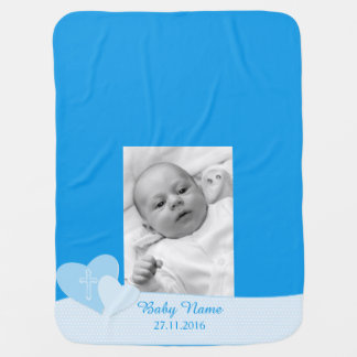 Your Custom Photo & background color   Pramblankets