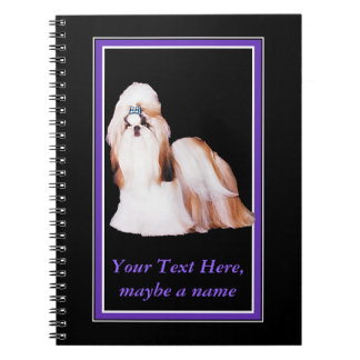 Your Custom PHOTO Spiral Notebook