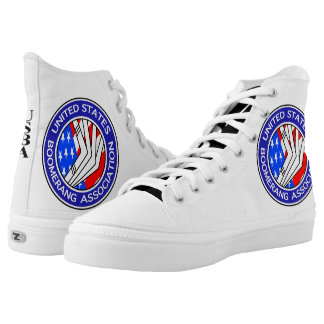 Your Custom Zipz High Top Shoes, US Men 13 / US Wo