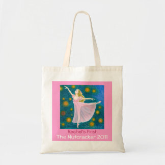 Your Dancer's First Nutcracker Clara Tote Bags