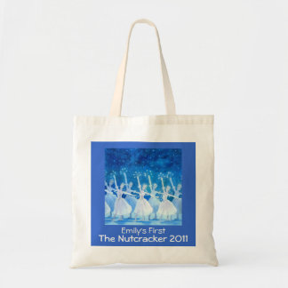 Your Dancer's First Nutcracker Tote Bag