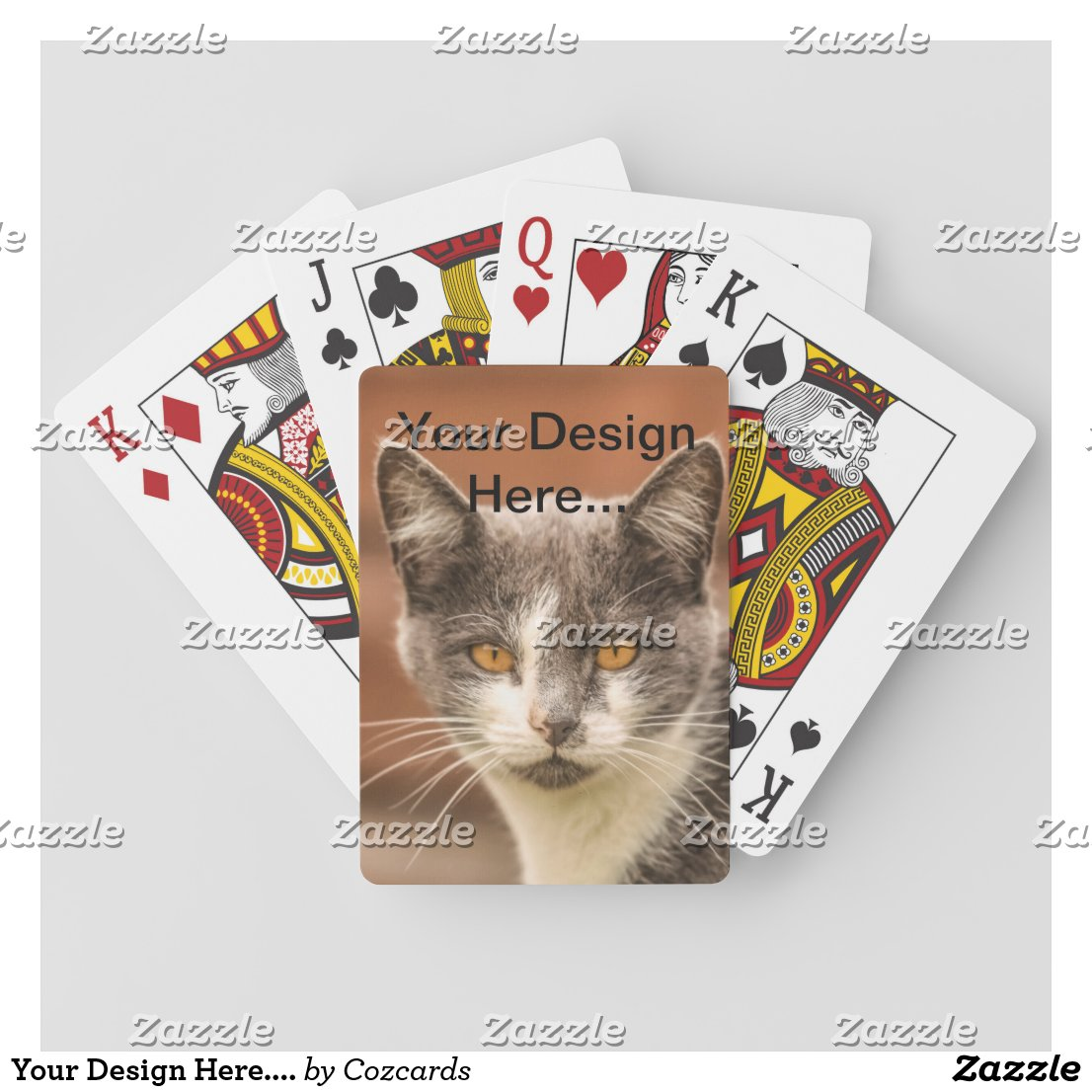 Your Design Here.... Playing Cards