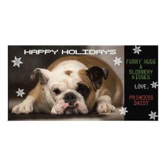 Your Dog's Christmas Card