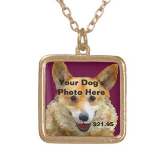 Your Dog's Photo Necklace