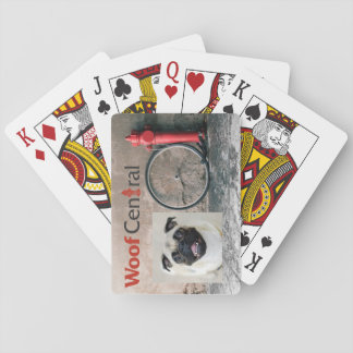 Your Dog's Playing Cards