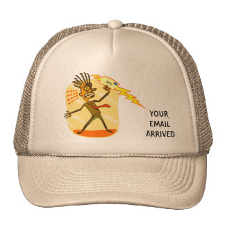 Your Email Arrived Cap