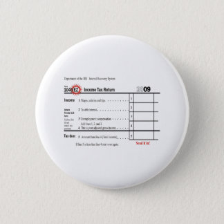 Your Fair Share 6 Cm Round Badge