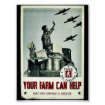 Your Farm Can Help Poster