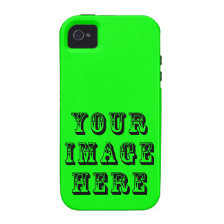 Your Flag Here on Case-Mate iPhone 4 Cover