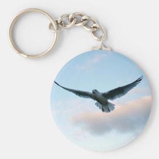 Your Free Just LIke Jonathan Livingston Key Ring