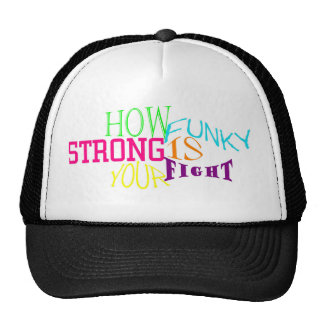 YOUR FUNKY STRONG FIGHT CAP