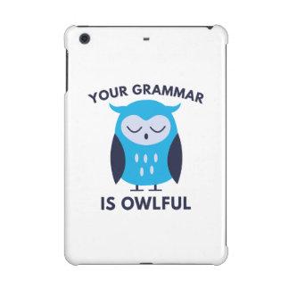 Your Grammar Is Owlful