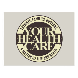 Your Health Care Post Cards