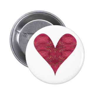 Your Heart is a Treasure 6 Cm Round Badge